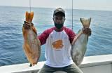 Serunya Memancing Ikan Kakap dan Tenggiri di Perairan Selat Sunda