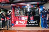 Kokohkan Kolaborasi Vision+ x Migo, Hary Tanoesoedibjo Resmikan Wargo
