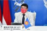 Dukung Transformasi Digital ASEAN, Menkominfo : Indonesia Tekankan 4 Pandangan
