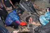 Evakuasi Korban Longsor Sibolangit Berlangsung Dramatis