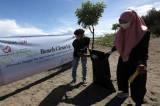 Aksi Bersih Pantai Peringati Sumpah Pemuda
