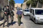 Polisi Israel Tembak Mati Pria Palestina, Dikira Bawa Pistol