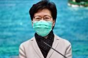 Pemimpin Hong Kong Carrie Lam Sebut AS Terapkan Standar Ganda