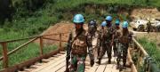 Seorang Pasukan Penjaga Perdamaian PBB dari Indonesia Gugur di Kongo