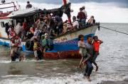 Menlu: PBB Mulai Lakukan Pendataan Migran Rohingya di Aceh