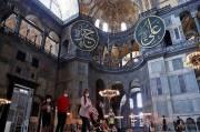 Hari Ini, Hagia Sophia Diputuskan Jadi Masjid atau Tidak