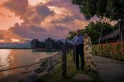 Ultah ke-64 Pernikahan, Mahathir Posting Foto dan Anjurkan Toleransi