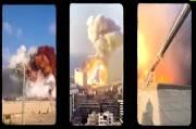 Satu Warga Indonesia Jadi Korban Luka Ledakan Beirut