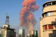Ledakan Beirut, Pemerintah Sampaikan Duka Cita ke Pemerintah Lebanon