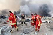 Ledakan Beirut Mengerikan, 78 Tewas dan 4.000 Lebih Terluka
