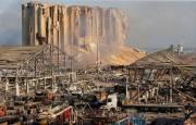 Beirut Bangkit dari Ledakan, Korban Tewas Bertambah Jadi 135 Orang