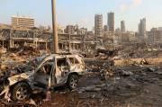 Misteri Tragedi Beirut, Amonium Nitrat dan Peringatan Mossad Setahun Lalu