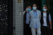 Pengusaha Media Hong Kong Jimmy Lai Ditahan dengan UU Keamanan Baru