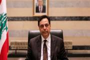 Lebanon Kian Genting, Diab Mundur dari Kursi PM