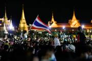 Lawan Sistem Monarki, Milenial Thailand Menuntut Perubahan