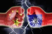 Langgar Garis Merah Selat Taiwan, Taipei: China Harus Mundur!