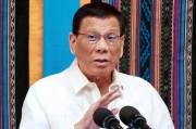 Singgung Perang Nuklir, Duterte Tegur China Terkait Sengketa LCS