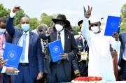 Pemerintah dan Kelompok Bersenjata Sudan Capai Kesepakatan Damai