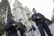Tersangka Kedua Serangan Pisau di Gereja Prancis Ditangkap