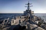 Kapal Perusak Rusia Ancam Tabrak Kapal Perang AS, Ini Respons Washington