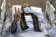 Mogok Makan Selama 103 Hari, Israel Bebaskan Tahanan Palestina