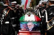 UE: Kematian Fakhrizadeh Tidak akan Hentikan Iran Dapatkan Senjata Nuklir
