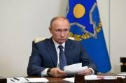 Putin Perintahkan Vaksinasi Massal Covid-19 di Rusia Pekan Depan