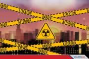 Lokasi Terpapar Radioaktif Tertinggi, Paling Parah di Fukushima