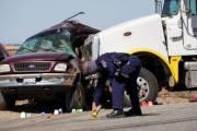 Truk dan Mobil SUV Tabrakan, 13 Orang Tewas Dekat Perbatasan AS-Meksiko