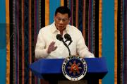 Tak Peduli HAM, Duterte Perintahkan Militer dan Polisi Habisi Pemberontak Komunis