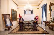 Indonesia dan Inggris Teken Kerjasama Penanggulangan Terorisme