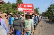 Rusia: Sanksi Myanmar oleh Barat Bisa Picu Perang Saudara Skala Penuh