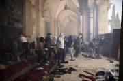 AS Blokir Pernyataan DK PBB Soal Aksi Kekerasan Israel di Yerusalem