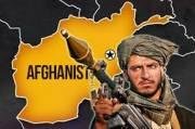 Taliban Rebut Distrik Utama di Luar Ibu Kota Afghanistan
