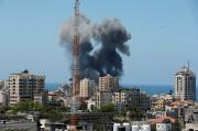 Israel Bombardir Gaza: 160 Pesawat Jatuhkan 450 Rudal dalam 40 Menit