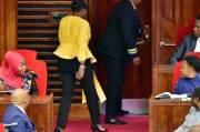 Kenakan Celana Hitam Ketat, Legislator Perempuan Tanzania Diusir dari Ruang Rapat