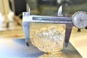 Botswana Temukan Berlian 1.098 Karat, Terbesar Ketiga di Dunia