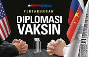 Pertarungan Diplomasi Negara Kuat Berbalut Donasi Vaksin Covid-19