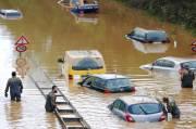 Seminggu Banjir Eropa, Lebih dari 150 Orang Masih Hilang
