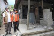 Tinjau Lokasi Gempa M4,8 Bali, Kepala BNPB Imbau Warga Tetap Tenang dan Tidak Panik