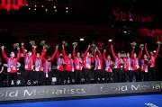 Indonesia Juara Piala Thomas, Pemuda Perindo: Selamat, Terima Kasih Pahlawan Bangsa