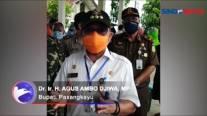 Bupati Pasangkayu Salurkan Bantuan BST Dari Presiden RI