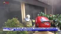 RS Polri Kramat Jati Kebakaran