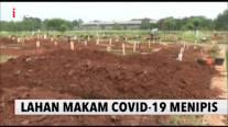 Kematian Akibat Covid-19 Meningkat, Pemkot Bekasi Siapkan 2 Lahan Pemakaman
