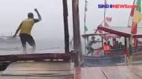 3 Penumpang Tewas Akibat Perahu Wisata Terbalik di Pandeglang