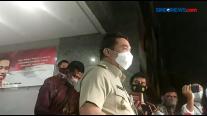 Wagub DKI Jakarta Diperiksa 8 jam dan Dicecar 46 Pertanyaan