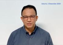 Gubernur DKI Anies Baswedan Terkonfirmasi Positif Covid-19