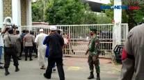 Syekh Ali Jaber Dimakamkan, Pintu Masuk Ponpes Daarul Quran Dijaga Ketat