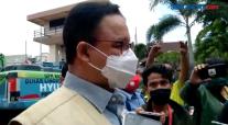 Anies Baswedan: Banjir Jakarta Telan Lima Korban Jiwa