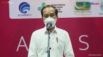 Vaksinasi Bagi Awak Media Dimulai, Jokowi Berharap Dapat Memberikan Perlindungan Saat Bertugas